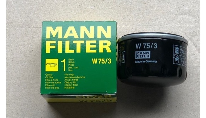 MANN W753