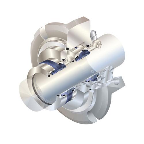 ISC2 är en nyutvecklad modell av standardpatrontätning. Dessutom designad för att uppfylla alla internationella standard