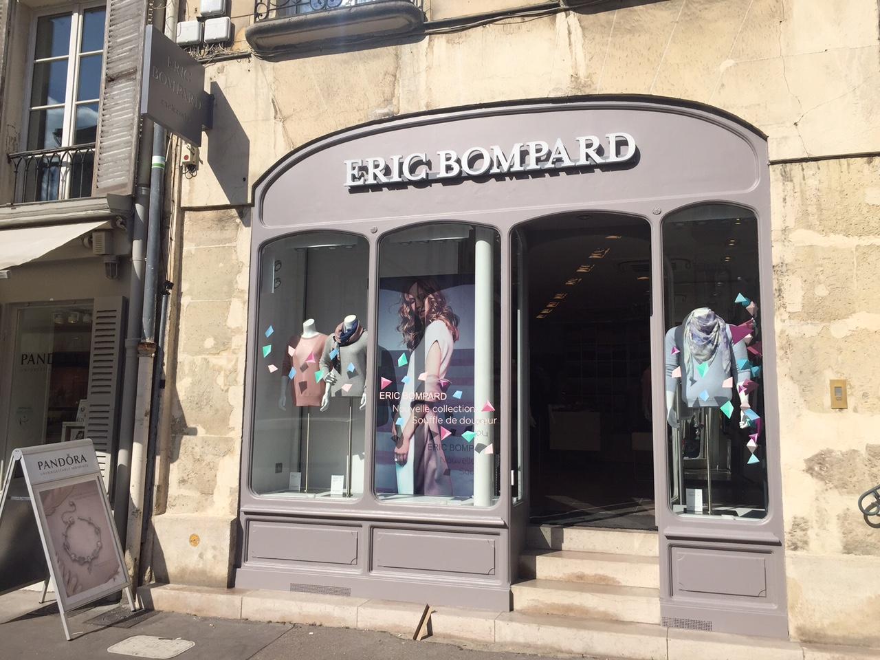 Actif Signal partenaire d'Eric Bompard