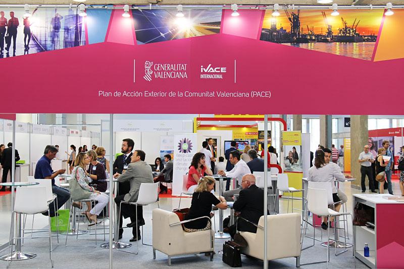 Más de 750 visitantes y 500 entrevistas profesionales con representantes de 26 países en IMEX - Valencia