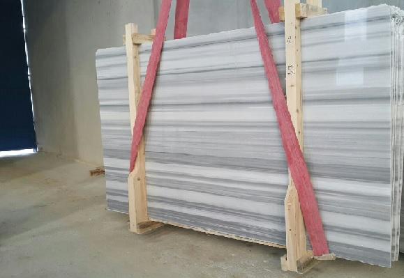 Equa White - Equator White Marble