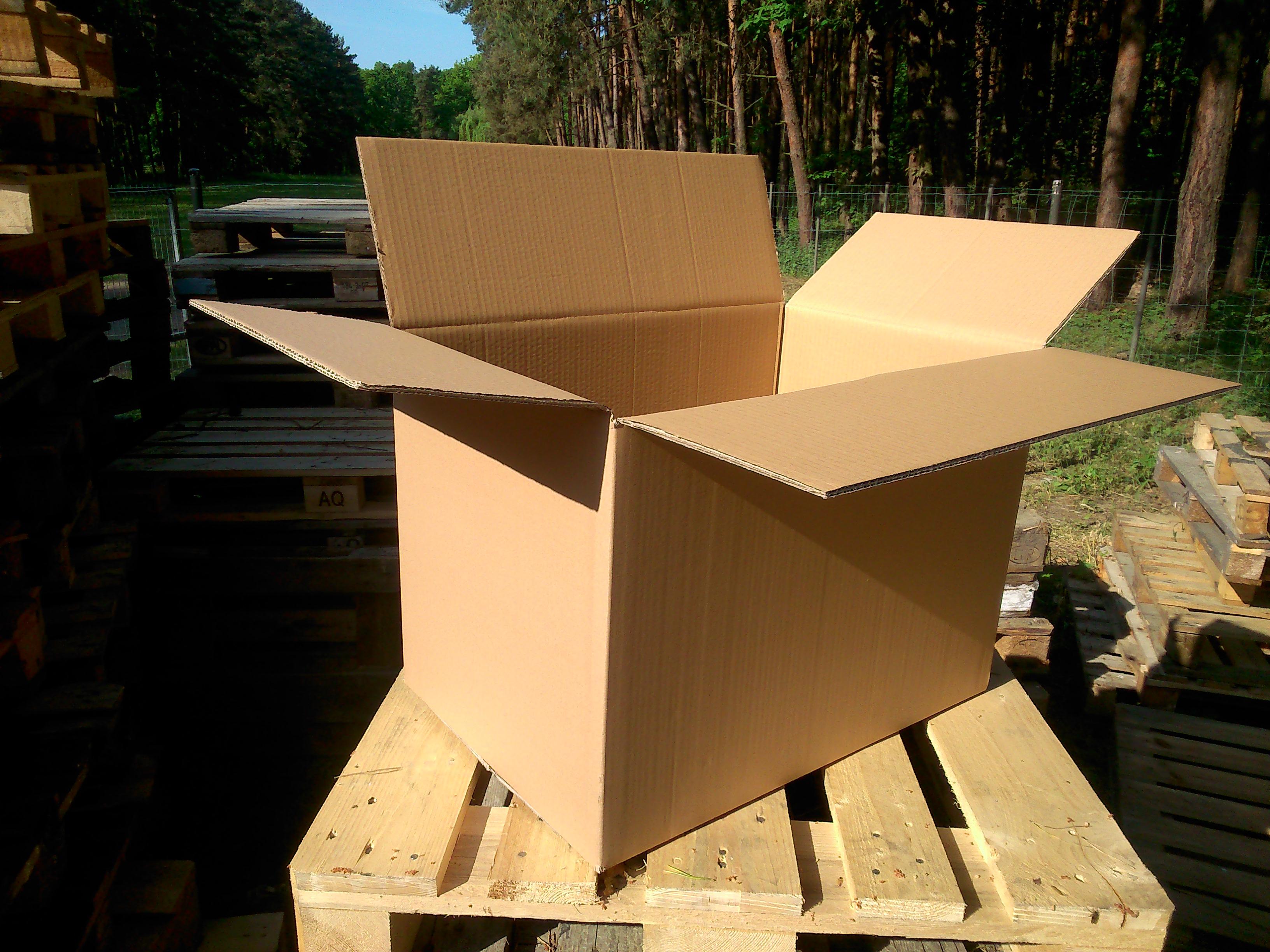 Przeprowadzka? Problem z transportem czy pakowaniem? Nasza firma posiada w ofercie kartony przeprowadzkowe o wymiarach: