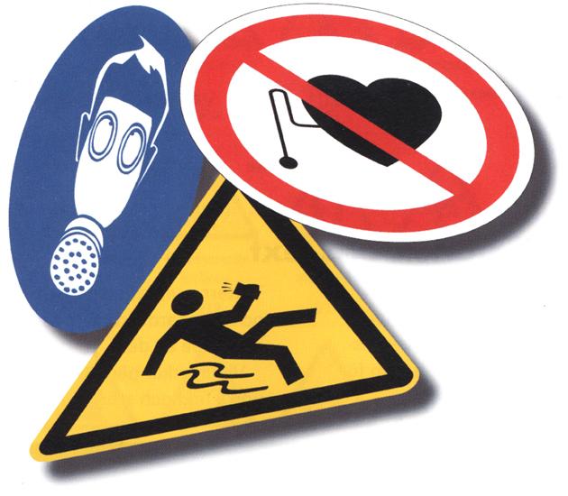 Varsel- & Varningsmärkning – Varningsskyltar