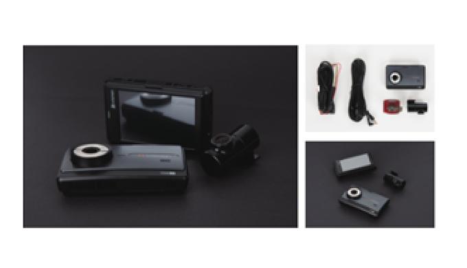 "FHD x HD Camera Channel : 2CH 1Ch Camera : 2M Pixel 1/3"" CMOS Image Sensor 2Ch Camera : 1M Pixel 1/2.7"" CMOS Image Senso"
