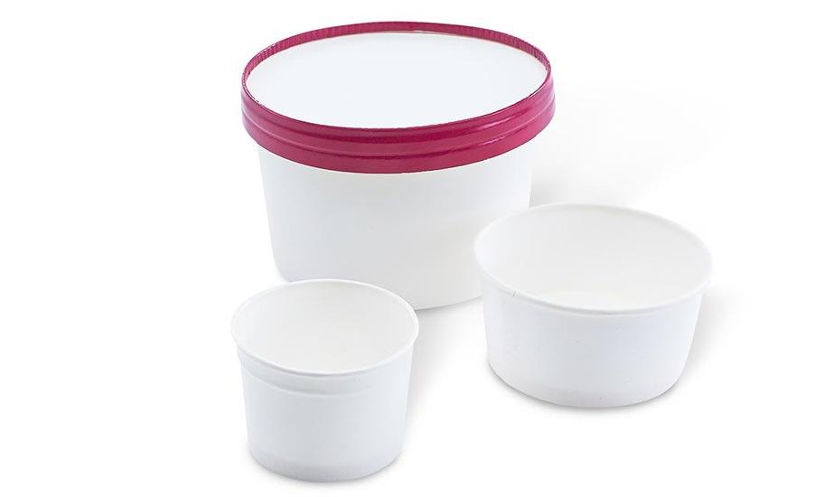 Våra pappersburkar lämpar sig utmärkt till glass, frysta måltider, soppor och mycket mer. Läs mer om produkten på vår he