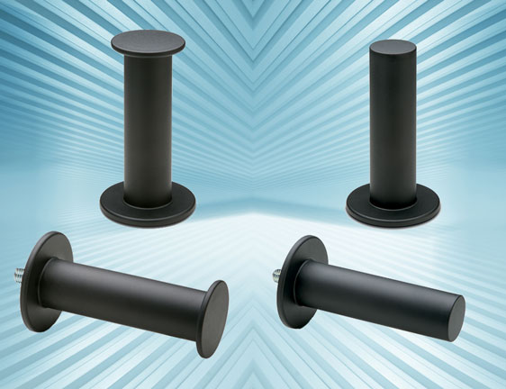 The new IF/IFF series 90° stability handles from Elesa provide support on powered hand tools such as grinders, sanders,