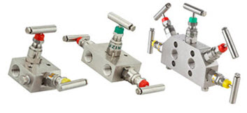 """""""E & I Consumables manufacture and supply a range of high integrity manifolds in most materials such as: 316ss, Monel 40"""
