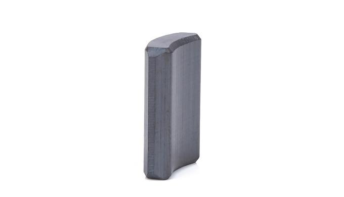 Arc/Curved Ferrite/Ceramic Magnets for Air Conditioner