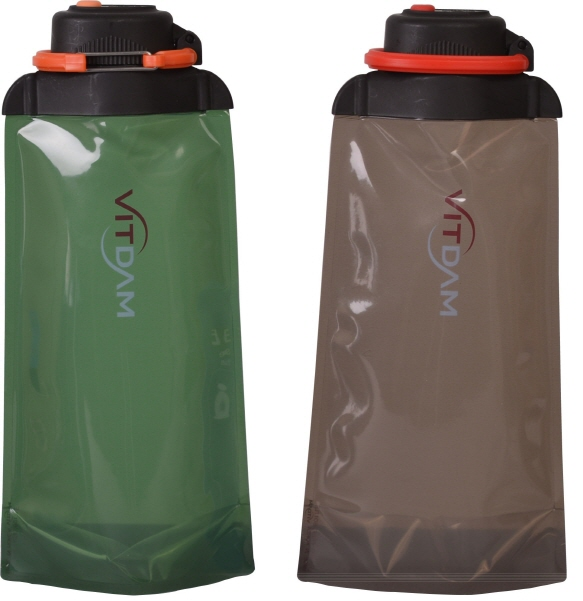 foldable water bottle 700ml,