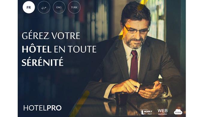 Hôtel Pro. est un système de gestion d'hôtel multilingue, multibranche et multiactivité, qui traite toutes les opération