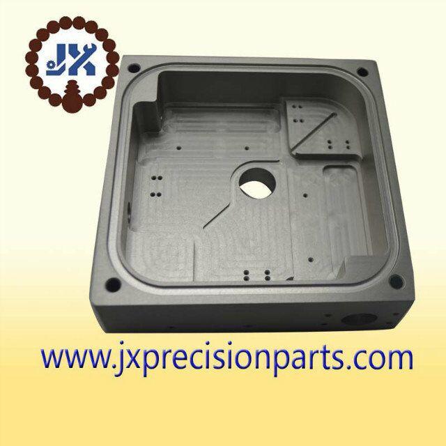 Machining of titanium alloy parts