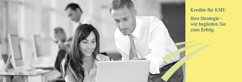 Realisieren Sie mit uns Ihre Pläne – individuelle Lösungen zur optimalen Finanzierung Ihres Unternehmens. Benötigen Sie