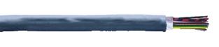 Elproflex, oförtent, oskärmad, extremt böjtålig i Compact-utförande med minimerad ytterdiameter, vilket ger en markant m