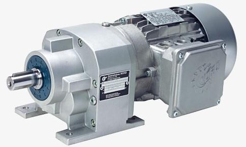 Stirnradgetriebemotoren - NORDBLOC.1