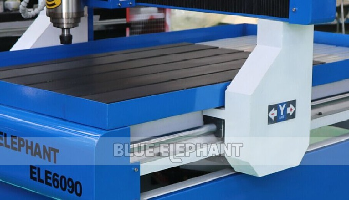 ELECNC-6090 Mini CNC Router for Advertising or Hobby