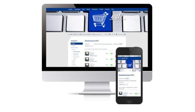 Gleitlager Webshop - Ihr 24/7 online Bestellservice