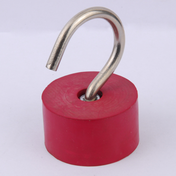 The AlNiCo magnets feature excellent temperature stability, high residual induction, and relatively high energies charac
