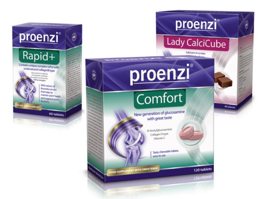 Pohyb přináší Proenzi