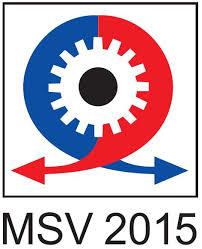 Pozvánka na Mezinárodní strojírenský veletrh 2015
