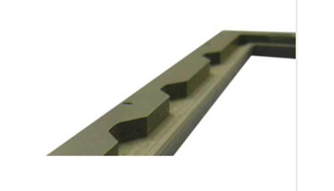 CNC routing of plastic is the ideal process for manufacturing flat panel-type components such as machinery windows, equi