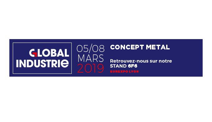 SALON INDUSTRIE LYON 05-08 MARS 2019