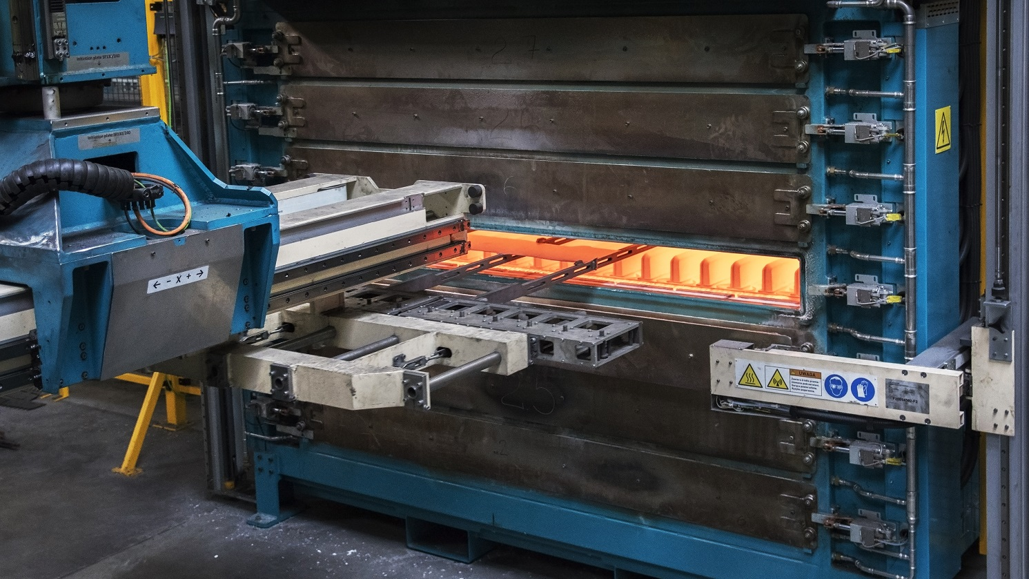 Gedia selects latest press hardening technology from AP&T