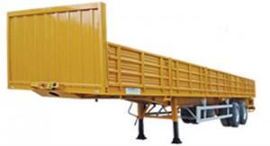 Véhicules conçus pour le transport de charges uniformément réparties. Ils ne peuvent être utilisés pour des charges loca