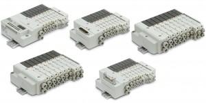 Électrodistributeur 5/2 , SQ1000/2000