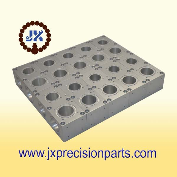 JX Processing of food machinery parts,440C parts processing,PTFE parts processing