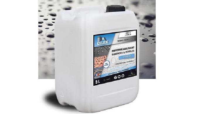 D1270 - Imperméabilisant hydrofuge 5L surfaces et textiles pour 15 à 20 m²