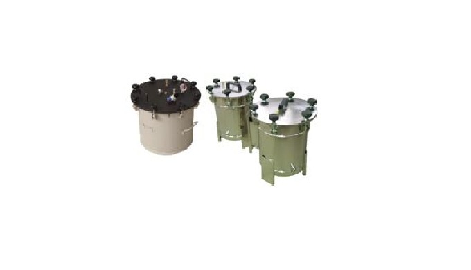Transport and application of fluids Our products include: Glue supply units Membrane pumps. Piston pumps. Pressure tanks