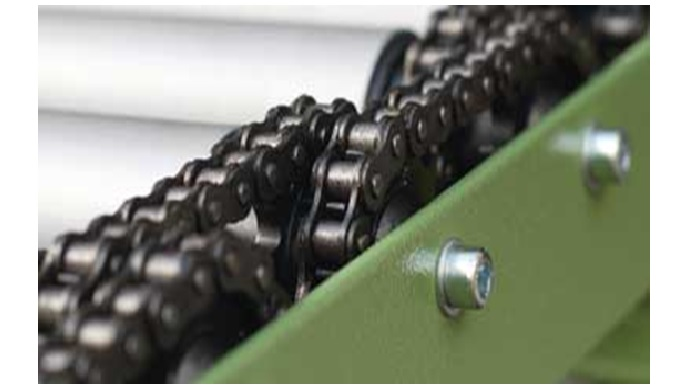 Certified roller chains