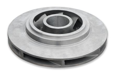 High-grade stainless steel castings for pump manufacturers