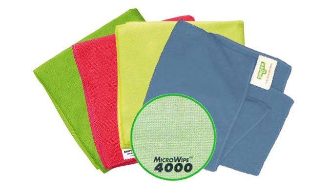 MF40 - Microfibres Microwipe 4000 Unger