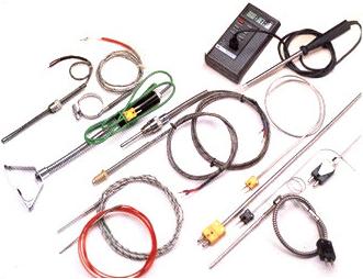 Dentro de nuestra gama de productos para control y regulación de temperatura, fabricamos sondas bajo plano o muestra en