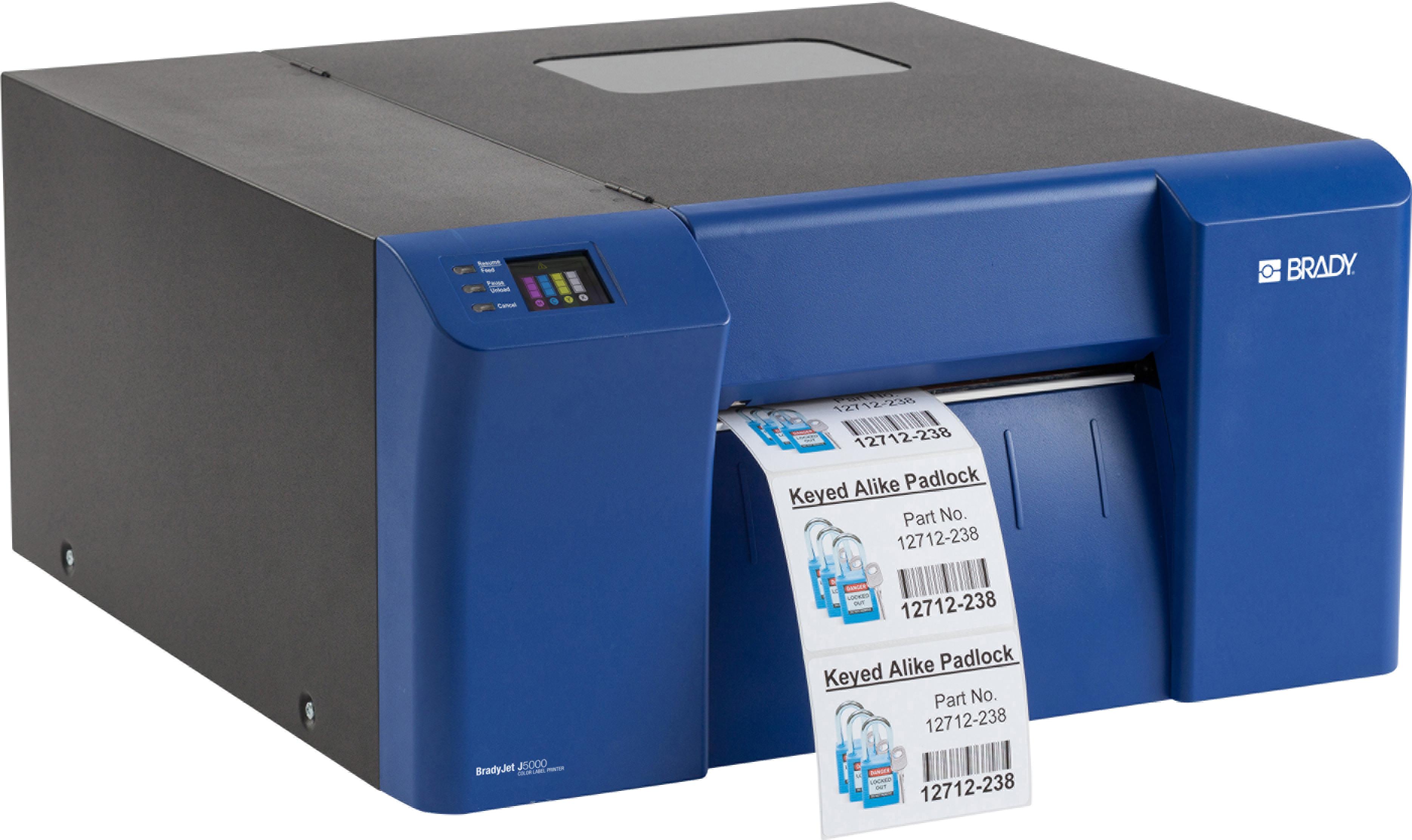 Imprimante Brady : J5000