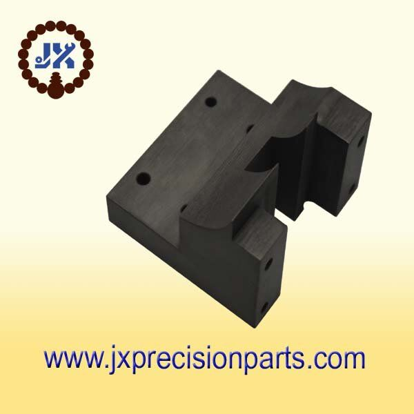 China anodized  CNC machining/milling/ parts by highlight process
