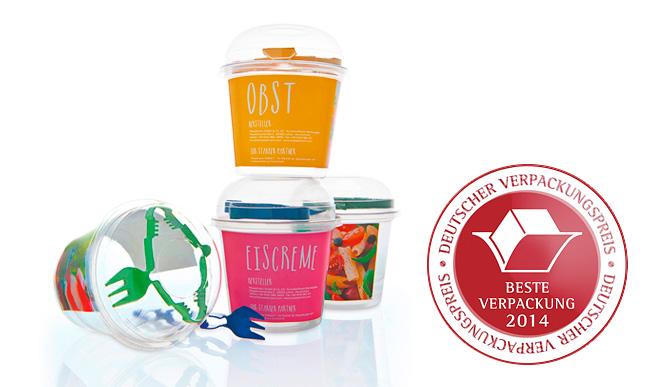 El «cuchador» gana el premio alemán de envases «Deutscher Verpackungspreis»