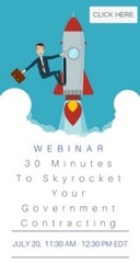 30 minutes to Sky rocket your Government contracting