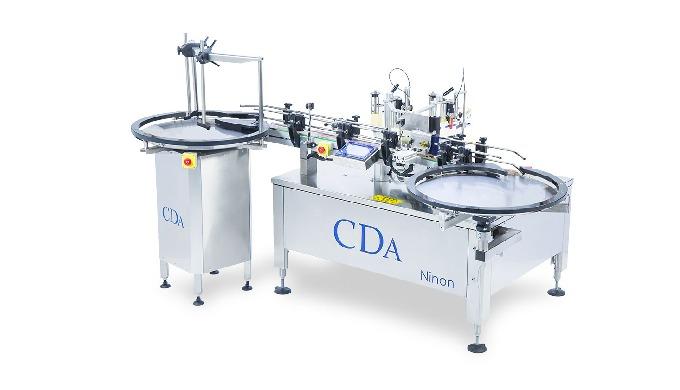 Conçues par la société CDA, les étiqueteuses automatiques de la Gamme Ninon 1500/2500 offrent une polyvalence d'applicat