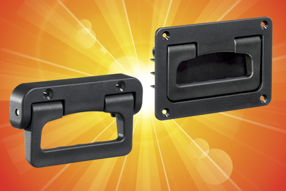 The surface mount MPE features a comfortable design of handle with integral return spring and is suitable for applicatio