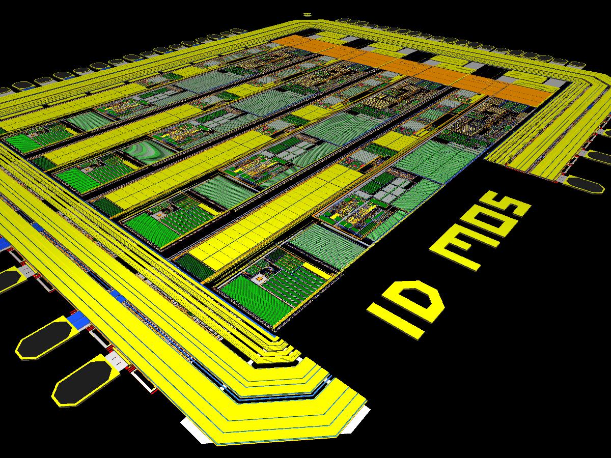 Conception de circuits intégrés spécifiquement sur besoin client.Une équiped'ingénieurs confirmés assurent la concepti