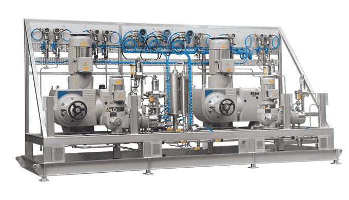 Systemløsninger Kundetilpassede special opbygninger inden for procesteknik, doseringsanlæg, hydraulik og pneumatik. HYTO