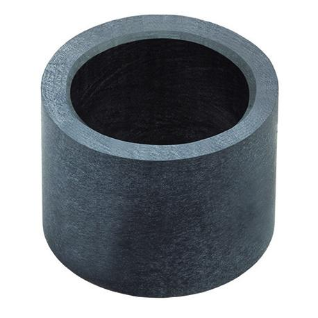The GAR-MAX™ self-lubricating plain bushes rely on a tough, high-strength composite structure consisting of epoxy-impreg