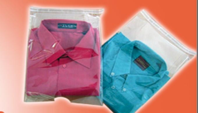 Emballage industriel secteur textile