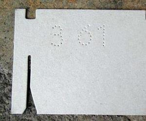 Cartón compacto Se suministra en espesores de 1mm a4mm. Se pueden suministrar otros calibres según las necesidades de