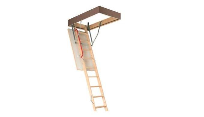 Лестница для мансарды(70*120) COMFORT LWK-280 см