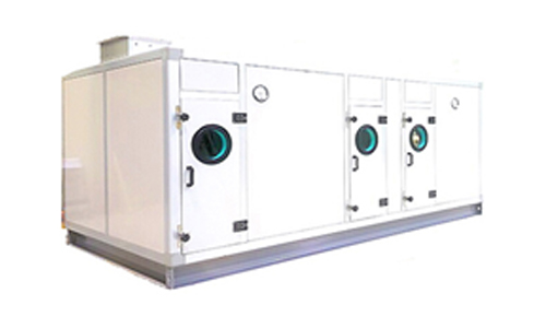 AHU (Air Handling Unit) ㅣ System of air conditioning