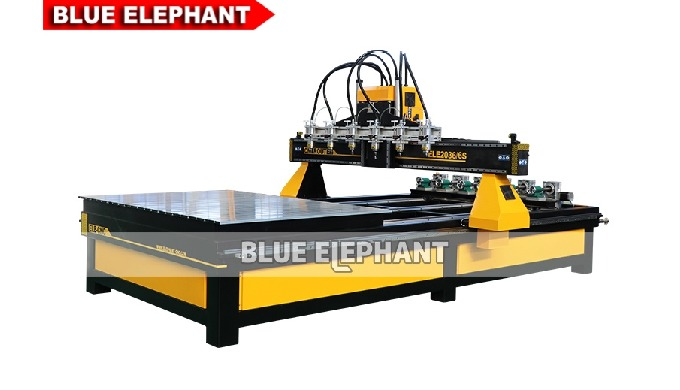 ELECNC-2036 Machine de routeur CNC multi-broches