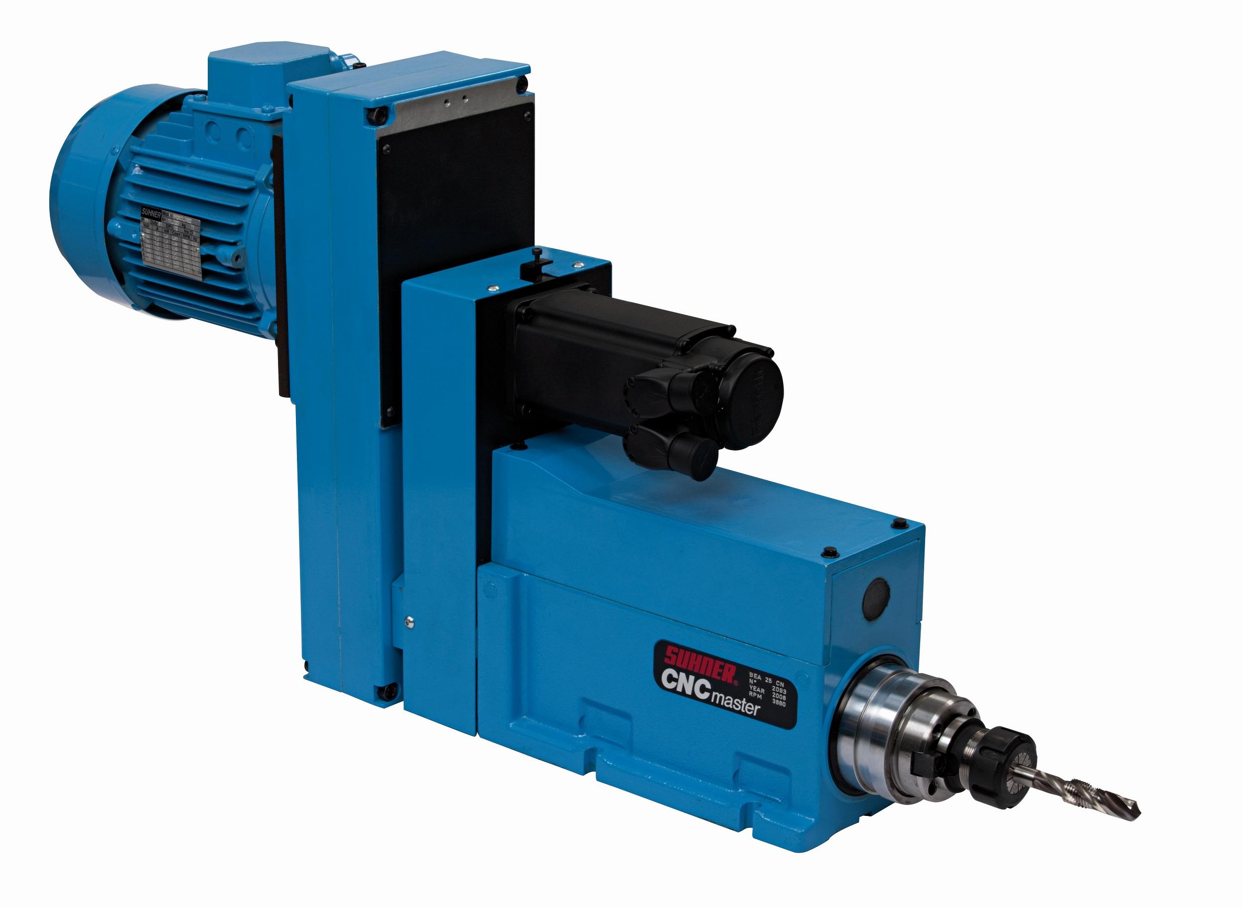 BEA25 CNC - Unité de perçage à commande numérique